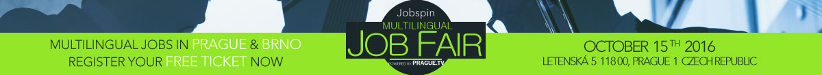Jobspin Multilingual Job Fair, October 2016 Prague