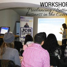 Workshop Series: Guide for Beginning Freelancers and Entrepreneurs in the Czech Republic
