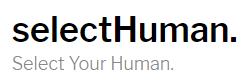 selectHuman.