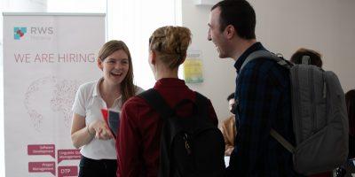 Program of the 6th Jobspin Multilingual Job Fair in Brno