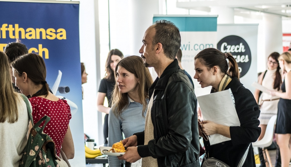 job fair brno march 2019 – Lufthansa