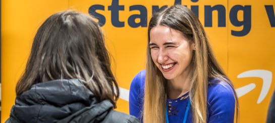 International Networking & New Starts: the 6th Jobspin Multilingual Job Fair Connected Prague Expats with Employers