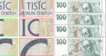 ČNB Warns That Counterfeit Money Appearing In Moravia May Spread To Other Parts Of The Czech Republic