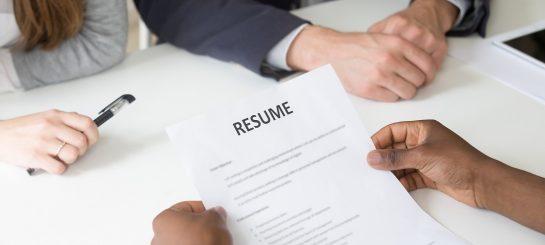 Five Things Every Job Seeker Should Do Online Before Sending The Resume