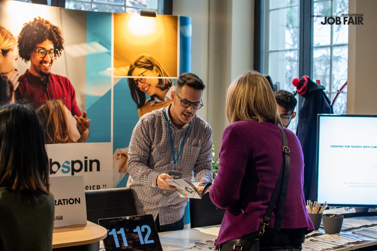 Jobspin Job Fair Prague, Nov 2019 (64)