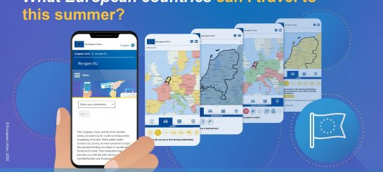 'Reopen Europa' – Online Guide to Post-Coronavirus Travel in the EU