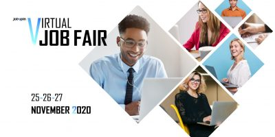 Access Jobspin Virtual Job Fair 2020 Now!