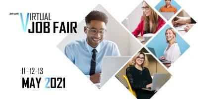 Program & Employers at Jobspin Virtual Job Fair, May 11th