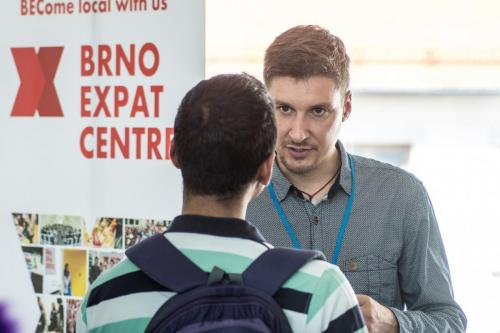 BEC at Jobspin Job Fair Brno 2019 2