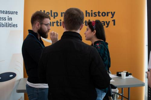 Jobspin Job Fair Brno, March 2019 (1)