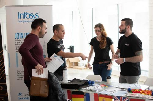 Jobspin Job Fair Brno, March 2019 (25)
