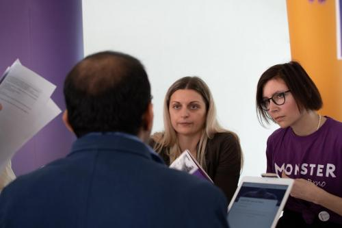 Jobspin Job Fair Brno, March 2019 (4)