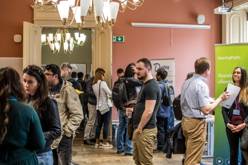 Jobspin Multilingual Job Fair Prague - May 2019 (80)