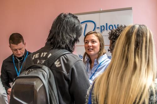 Jobspin Multilingual Job Fair Prague - May 2019 (81)