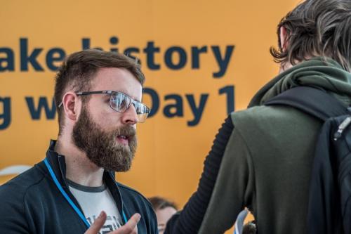 job fair brno march 2019 - Amazon