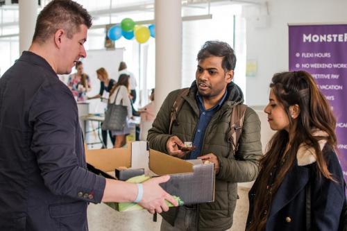 job fair brno march 2019 - Foreigners
