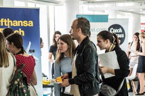 job fair brno march 2019 - Lufthansa